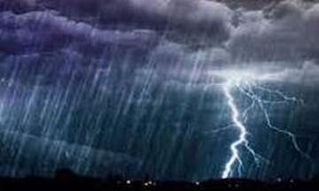 ΕΜΥ - Έκτακτο δελτίο επιδείνωσης καιρού: Έρχονται καταιγίδες, πιθανώς και χαλαζοπτώσεις
