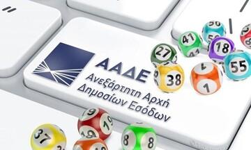 Φορολοταρία Ιουλίου: Δείτε με ένα «κλικ» εάν κερδίσατε 1.000 ευρώ