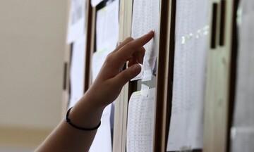 Πανελλήνιες 2021: Έως τη Δευτέρα (30/08) οι βάσεις εισαγωγής στην τριτοβάθμια εκπαίδευση