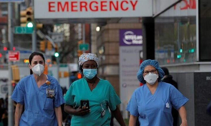 Κορωνοϊός: «Θερίζει» η μετάλλαξη Δέλτα στις ΗΠΑ - Πάνω από 100.000 ασθενείς με Covid στα νοσοκομεία