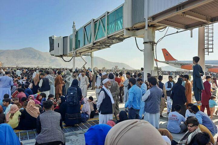 Οι ΗΠΑ αναχαίτισαν πυραύλους που εκτοξεύθηκαν κατά του αεροδρομίου της Καμπούλ