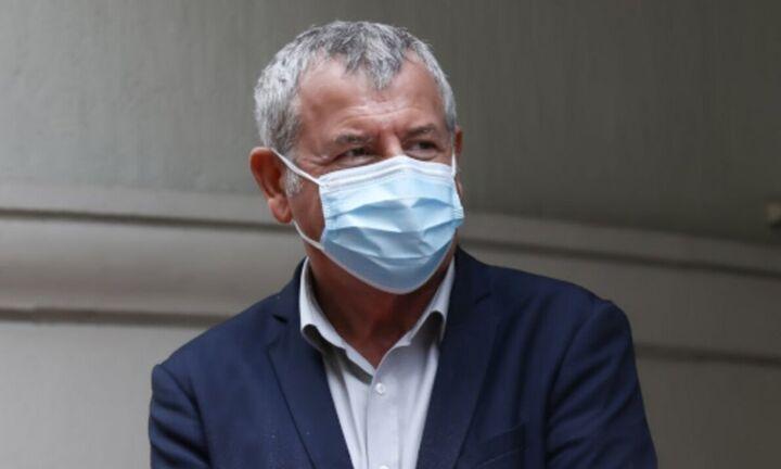 Γιαννάκος: Ζητάμε παράταση, να εμβολιαστούν τουλάχιστον όσοι υγειονομικοί το επιθυμούν