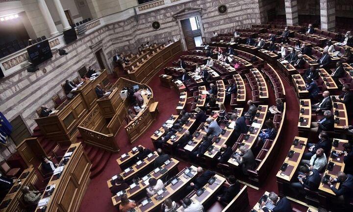 Στη Βουλή προς συζήτηση και ψήφιση το ν/σχ «Ασφαλιστική μεταρρύθμιση για τη νέα γενιά»