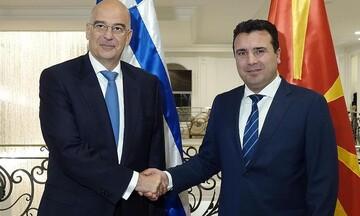 Νίκος Δένδιας: Σειρά συναντήσεων αύριο στα Σκόπια