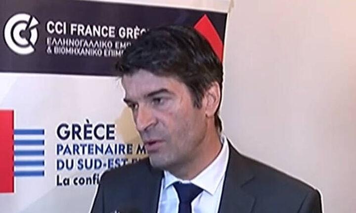 Γάλλος πρέσβης: «Νέο κεφάλαιο της ιστορικής συνεργασίας Ελλάδας-Γαλλίας»
