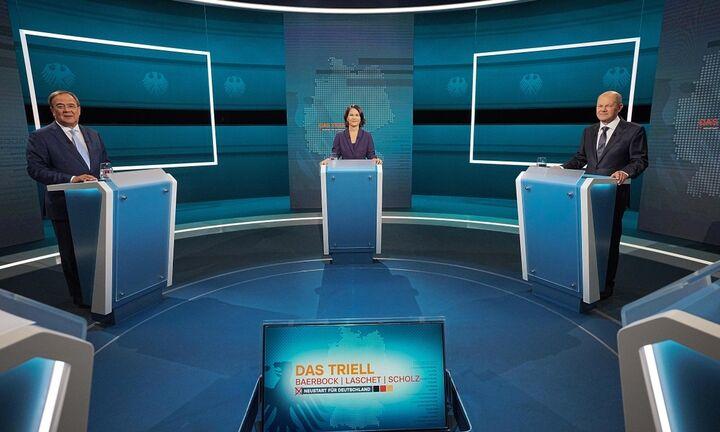 Γερμανία: Ο Όλαφ Σολτς νικητής του πρώτου debate σύμφωνα με έρευνα του RTL