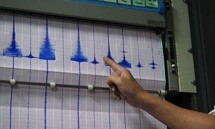 Σεισμός 4,1 βαθμών Ρίχτερ στον θαλάσσιο χώρο ανοικτά της Κορίνθου