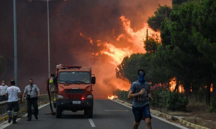 Ψηφίζονται σήμερα τα μέτρα στήριξης των πληγέντων από τις πυρκαγιές
