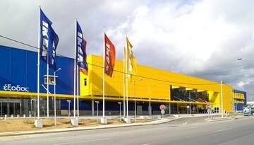 Η ΙΚΕΑ έρχεται στο The Mall Athens - Πότε ανοίγει το κατάστημά της