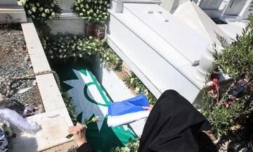 Άκης Τσοχατζόπουλος -Κηδεία: Τον...ξέχασαν οι φίλοι στο τελευταίο αντίο-«Το ΠΑΣΟΚ δεν είναι πια εδώ»