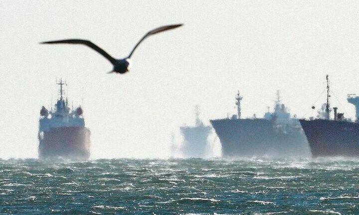 ΕΛΣΤΑΤ: Νέα μείωση 0,9% της δύναμης του ελληνικού εμπορικού στόλου τον Ιούνιο