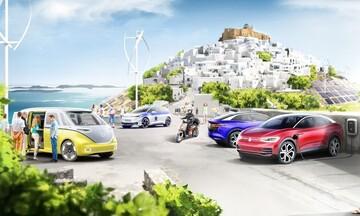 Κ. Σκρέκας: 9 εκ. ευρώ για την αντικατάσταση συμβατικών οχημάτων με ηλεκτρικά στην Αστυπάλαια