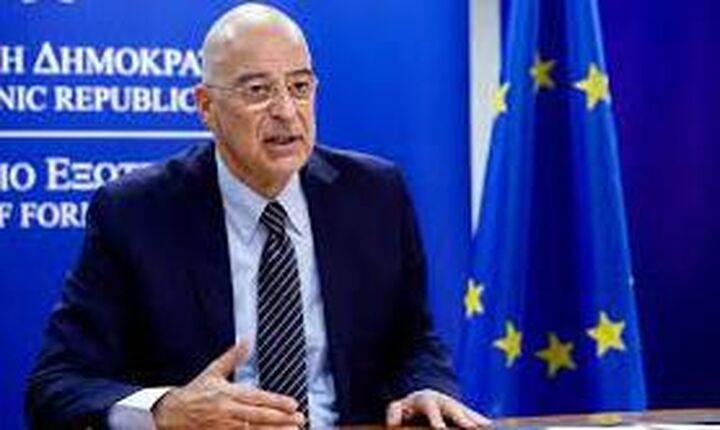 Ν. Δένδιας: Λάβαμε διευκρινήσεις από τη Β. Μακεδονία για την αμυντική συμφωνία με την Τουρκία