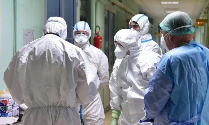 Κορωνοϊός: 3.628 νέα κρούσματα, 344 διασωληνωμένοι και 22 νεκροί