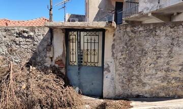 Ανατριχιαστικό εύρημα στην Κυπαρισσία - Πτώμα γυναίκας βρέθηκε «τσιμεντωμένο» σε σπίτι