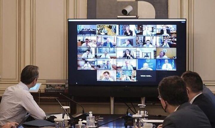 Στις 11 πμ η συνεδρίαση του υπουργικού συμβουλίου