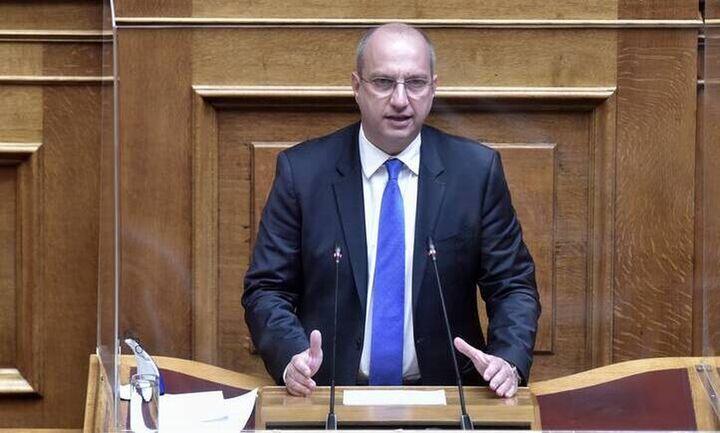 Οικονόμου: Τη Δευτέρα ανακοινώνεται η ηγεσία του υπουργείου Πολιτικής Προστασίας