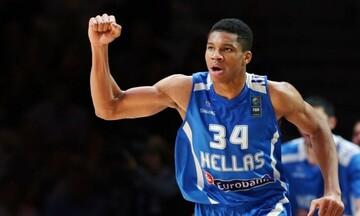 Γιάννης Αντετοκούνμπο: Δηλώνει «ανυπόμονος» για τη συμμετοχή του στο Ευρωμπάσκετ