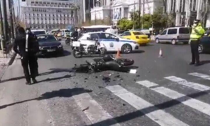 Δίωξη για ανθρωποκτονία εξ αμελείας στον οδηγό της Ντόρας Μπακογιάννη για το τροχαίο στη Βουλή