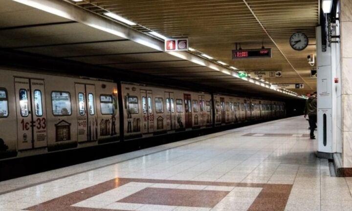 Προσοχή: Κλείνει στις 17:30 ο σταθμός μετρό του Μεταξουργείου