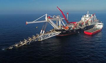 Ολοκληρώθηκε η κατασκευή του αγωγού Nord Stream 2