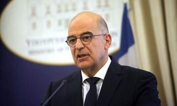 Επίσκεψη του Υπουργού Εξωτερικών Νίκου Δένδια στην Τυνησία