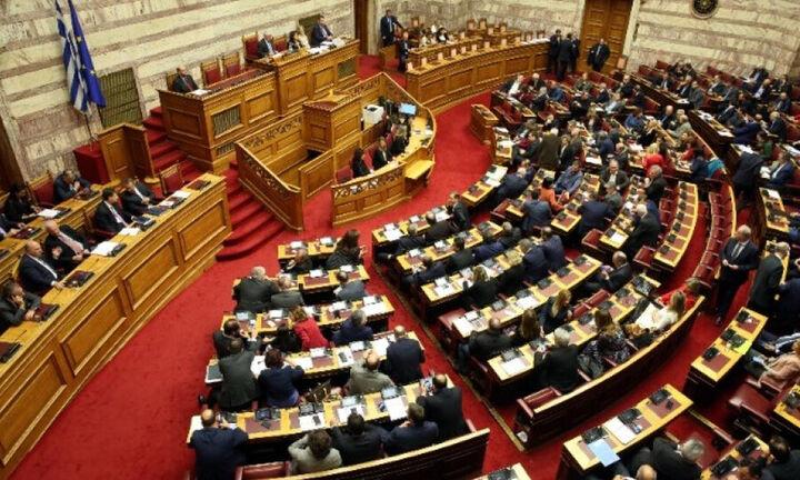 Aύριο η συζήτηση στην Ολομέλεια του νομοσχεδίου για την θεσμοθέτηση του λόμπινγκ