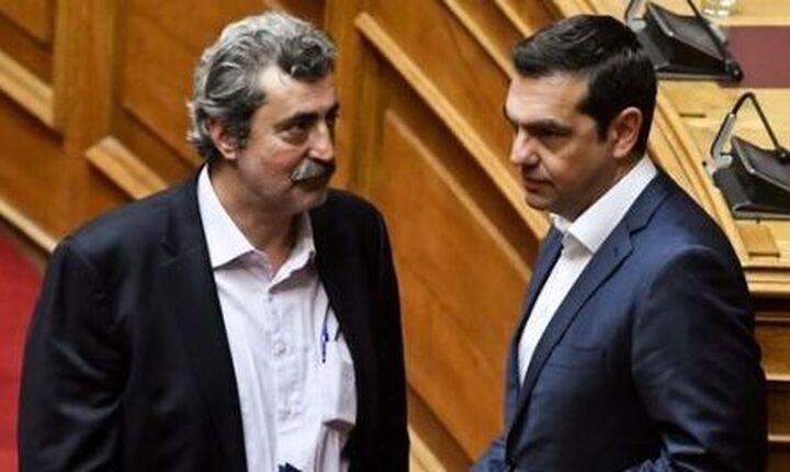 Αλ.Τσίπρας: Εμβολιάστηκε ο Παύλος Πολάκης