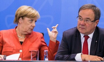 Γερμανία: Νέα δημοσκοπική κατάρρευση των Χριστανοδημοκρατιών - Μόλις στο 9% ο «εκλεκτός» της Μέρκελ