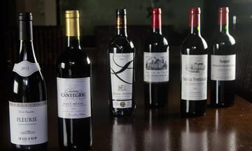 Γαλλία: Σε ιστορικό χαμηλό η παραγωγή γαλλικού κρασιού - Πρόβλεψη για μείωση 29%