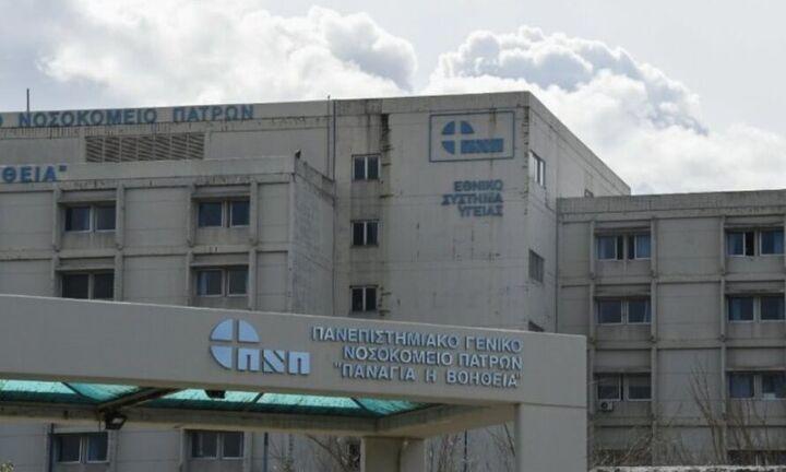 Πάτρα: Οργή στο Νοσοκομείο του Ρίου για ασθενή μεκορωνοϊό - Του έσωσαν τη ζωή... τους έκανε μήνυση