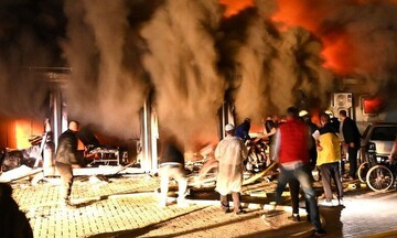 Τραγωδία στη Βόρεια Μακεδονία - Δέκα νεκροί από πυρκαγιά σε μονάδα κορωνοϊού