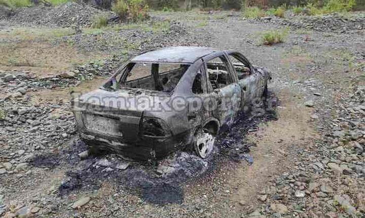 Τραγωδία στη Φθιώτιδα: 36χρονος βρέθηκε απανθρακωμένος στο αυτοκίνητο του (ΦΩΤΟ)