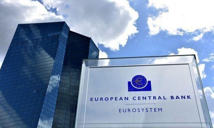 ΕΚΤ: Μειώνει τον ρυθμό αγοράς κρατικών ομολόγων και διατηρεί αμετάβλητα τα επιτόκια