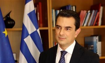 Κ. Σκρέκας: Ψήφος εμπιστοσύνης η προσφορά της ITALGAS για την ΔΕΠΑ Υποδομών