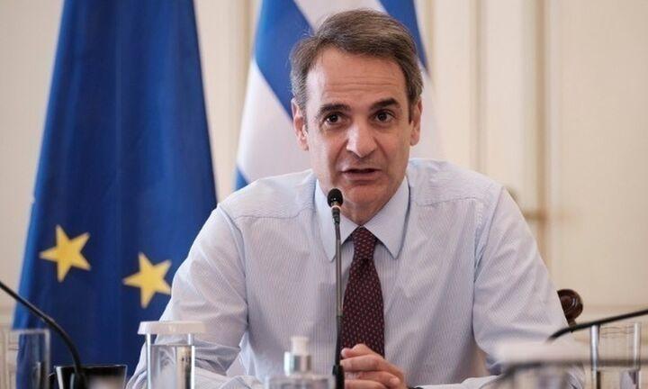 Στη Θεσσαλονίκη το απόγευμα ο πρωθυπουργός, Κυριάκος Μητσοτάκης, για την 85η ΔΕΘ