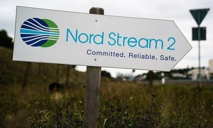 Gazprom: Ο Nord Stream 2 «ολοκληρώθηκε πλήρως»