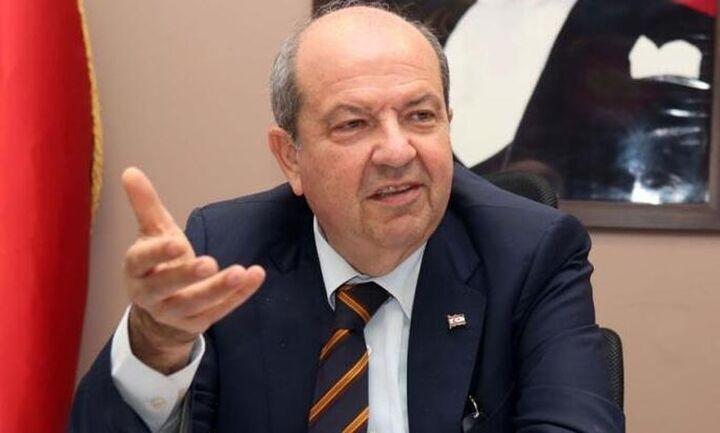 Νέο παραλήρημα Τατάρ: Η Κύπρος πρέπει να μεταβιβαστεί στην Τουρκία