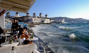 Αύξηση 766% στον τζίρο του τουρισμού το β' τρίμηνο του 2021