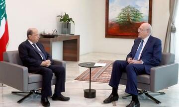 Λίβανος: Τέλος η πολιτική κρίση - Σχηματίστηκε κυβέρνηση μετά από ένα χρόνο διαβουλεύσεων