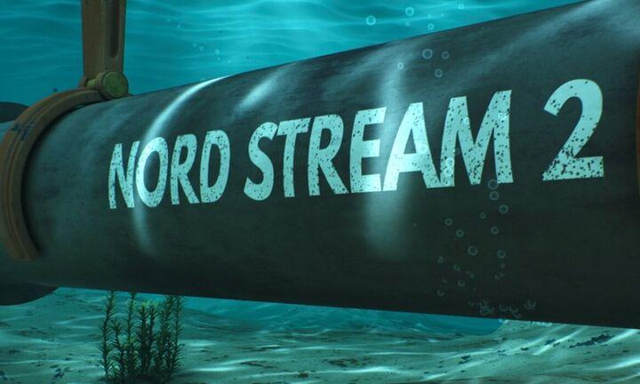 Gazprom:«Oλοκληρώθηκε πλήρως», o αγωγός αερίου Nord Stream 2
