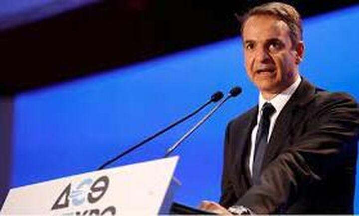 Κ. Μητσοτάκης: Ανάπτυξη 5,9% το 2021 στην Ελλάδα - Όλα νέα μέτρα στήριξης