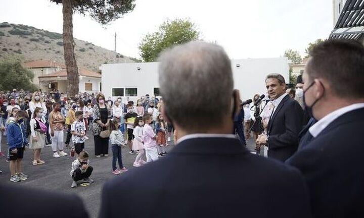 ΣΥΡΙΖΑ: Γκεμπελική προπαγάνδα Μητσοτάκη από το σεισμόπληκτο Δαμάσι