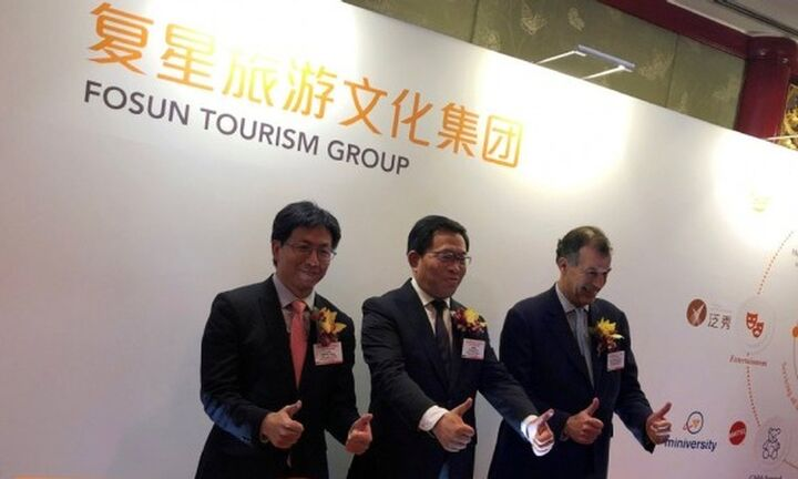 Fosun Tourism: Επεκτείνεται με νέο ξενοδοχείο Casa Cook στη Σάμο