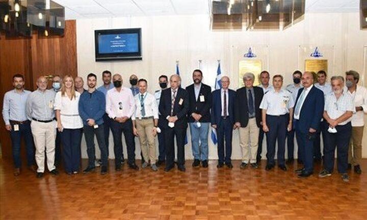 EAB: Όλο και πιο κοντά στην παραγωγή του πρώτου ελληνικού μη επανδρωμένου αεροχήματος «Αρχύτας»
