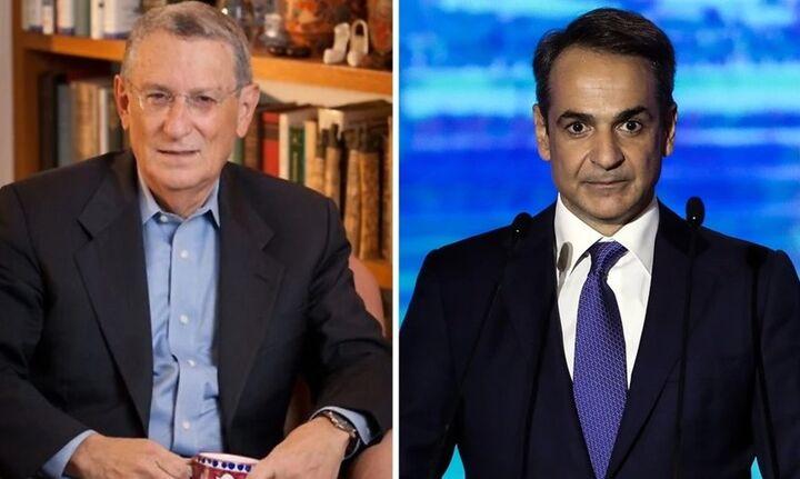 ΣΥΡΙΖΑ:Με πόσα και από πού πληρώνει ο κ. Μητσοτάκης τον κ. Γκρίνμπεργκ για να του φτιάξει το προφίλ