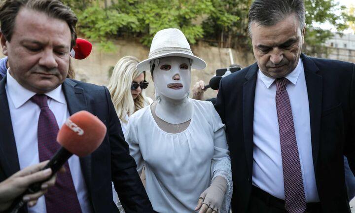 Ξεκινά η δίκη της 37χρονης για την επίθεση με βιτριόλι σε βάρος της Ιωάννας Παλιοσπύρου