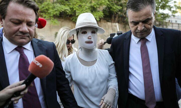 Επίθεση με βιτριόλι - Ιωάννα: Απέδειξε ξανά πόσο ψυχρή και δειλή είναι - Διεκόπη η δίκη