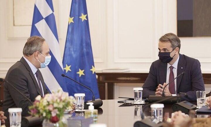 Κ. Μητσοτάκης: Μοναδικό πλαίσιο διαπραγμάτευσης για το Κυπριακό οι αποφάσεις του Σ.Α. Ηνωμένων Εθνών