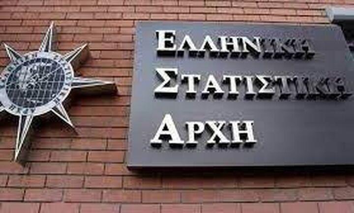 ΕΛΣΤΑΤ: Τζίρο πάνω από 25 δισ. ευρώ πραγματοποίησαν οι επιχειρήσεις της χώρας τον Ιούλιο